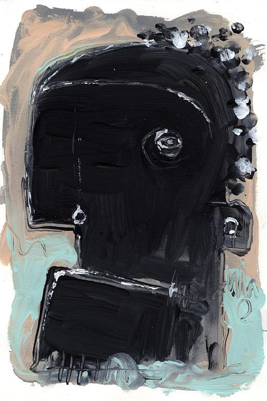 Umbra No. 3 Painting