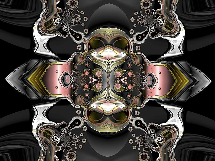 Digital Digital Art - Uncertain Committments by Claude McCoy