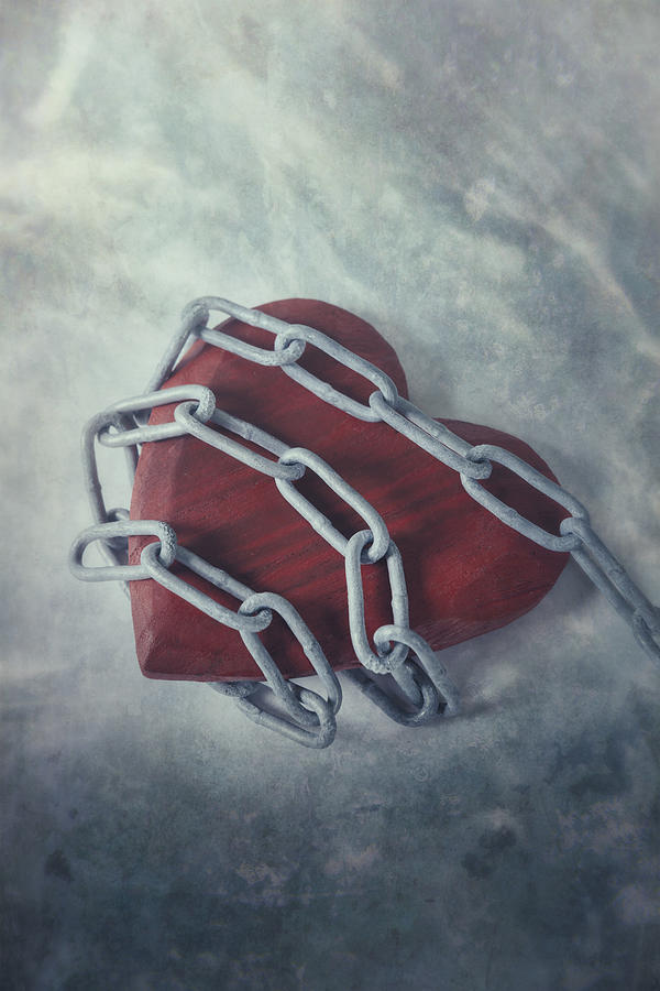 Unchain My Heart Photograph  - Unchain My Heart Fine Art Print