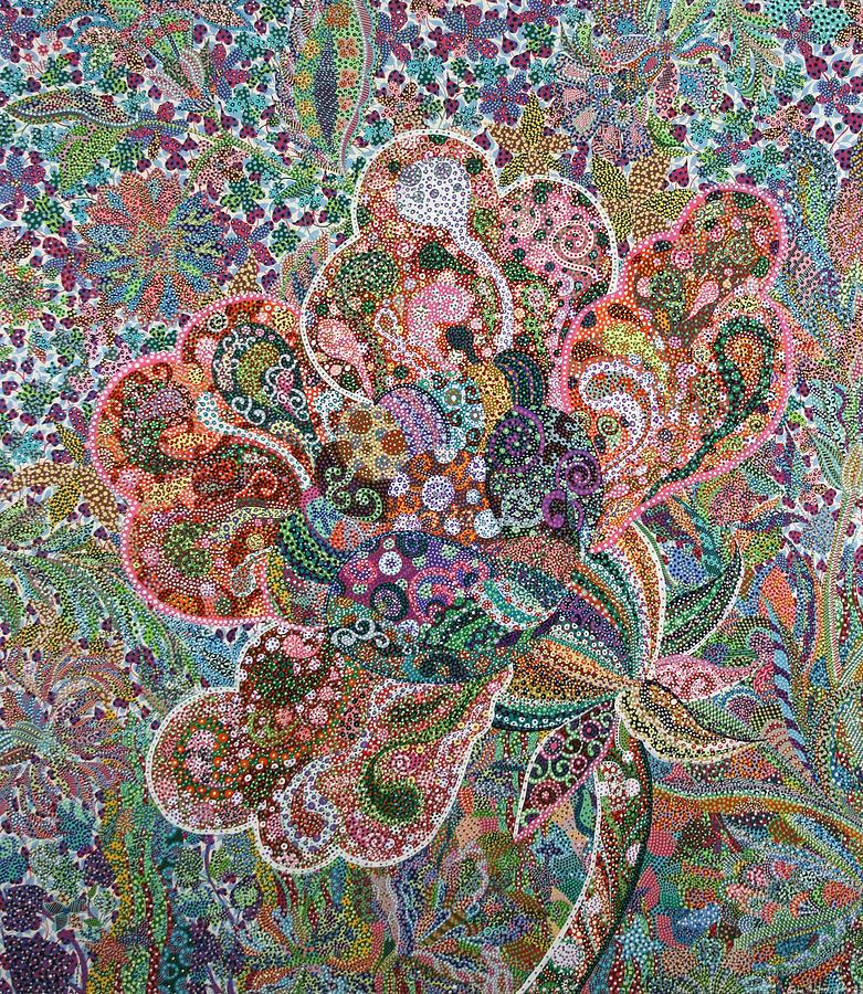 Удивительные картины Erika Pochybova - Johnson. 14136