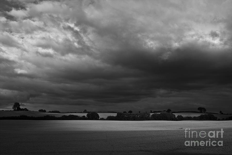 Heiko Photograph - Under Dark Sky by Heiko Koehrer-Wagner