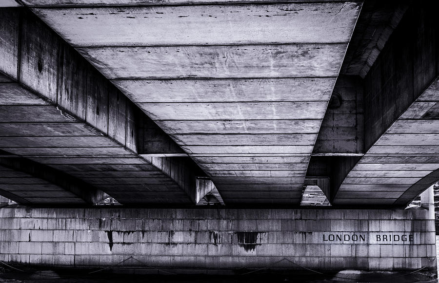Under The Bridge Photograph