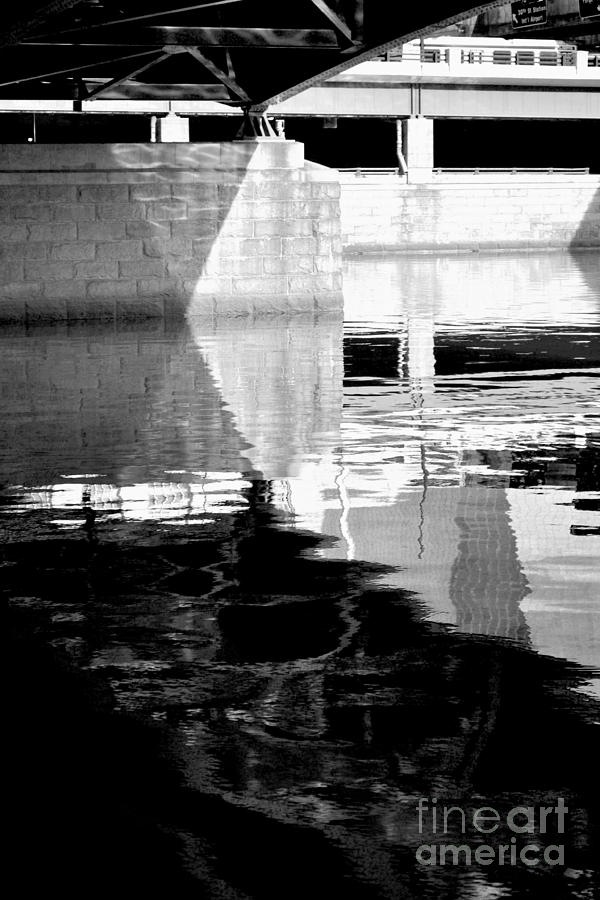 under the bridge - the X Photograph