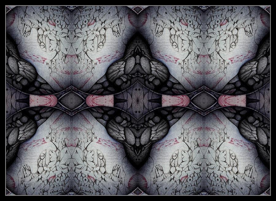 undesignated digitized ballpoint XXII Drawing