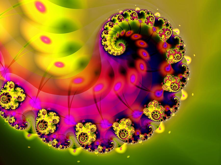 Unfurling Digital Art