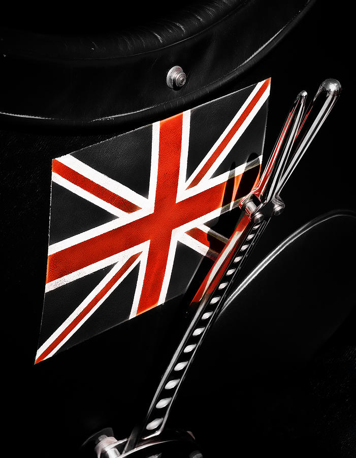 British Flag Photograph - Union Jack by Phil motography Clark