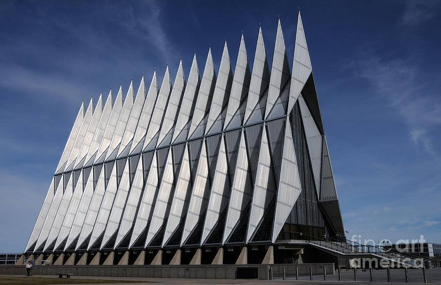 United States Air Force Academy Cadet Chapel Photograph by ...