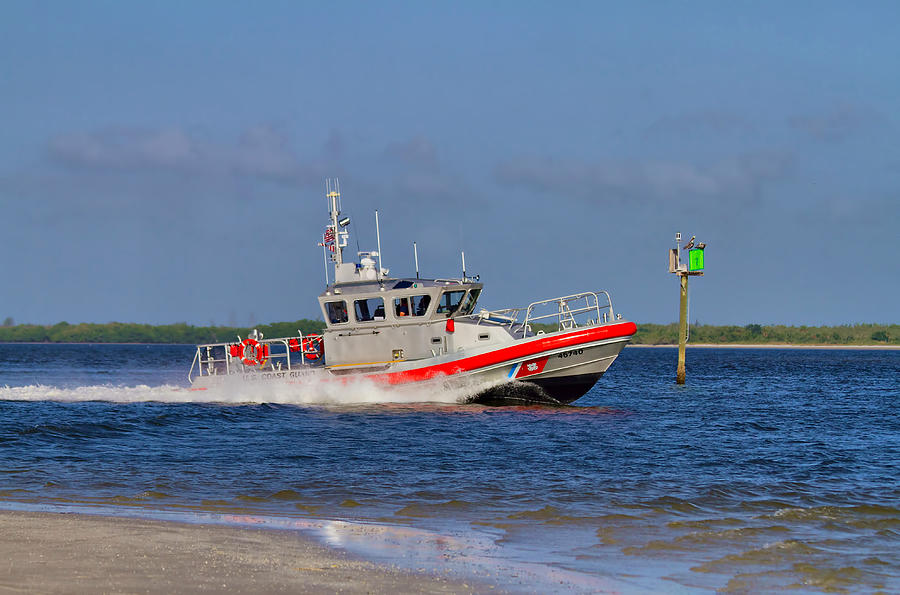 United States Coast Guard Photograph