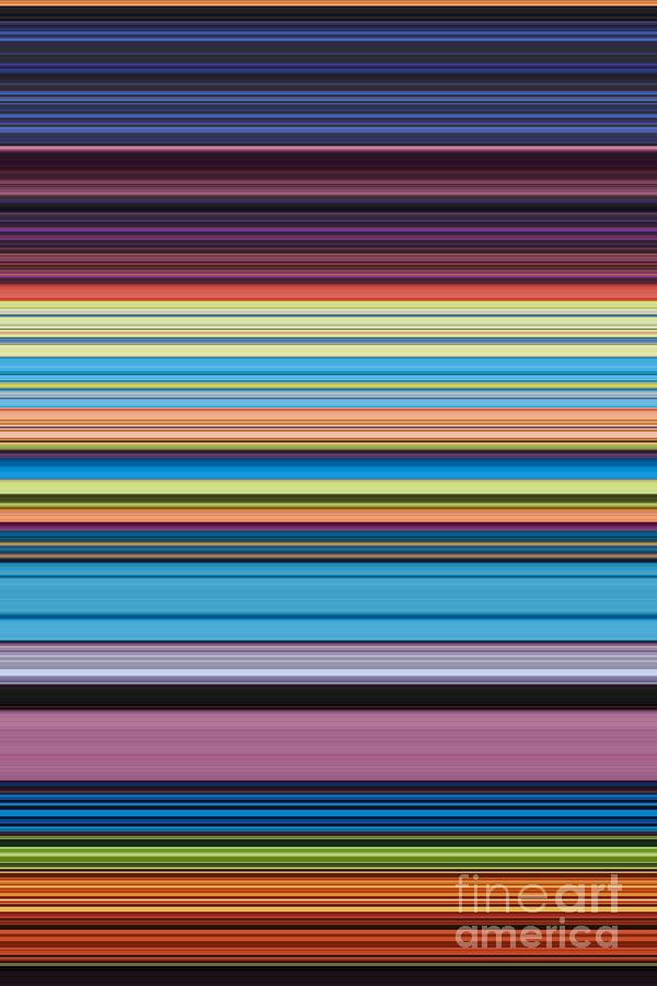 Unity Of Colour 4 Digital Art