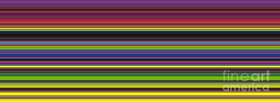 Simply Colour Photograph - Unity Of Colour 5 by Tim Gainey