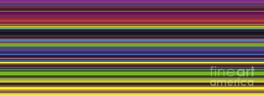 Unity Of Colour 5 Photograph