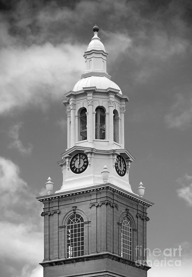 Buffalo Photograph - University At Buffalo Hayes Hall by University Icons