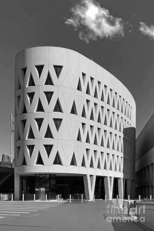University Of Cincinnati Lindner Center Photograph
