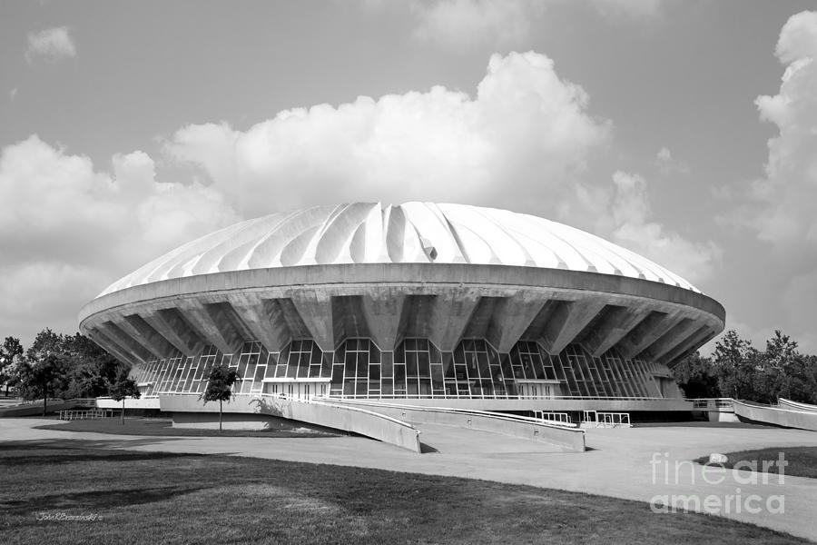 University Of Illinois Assembly Hall Photograph