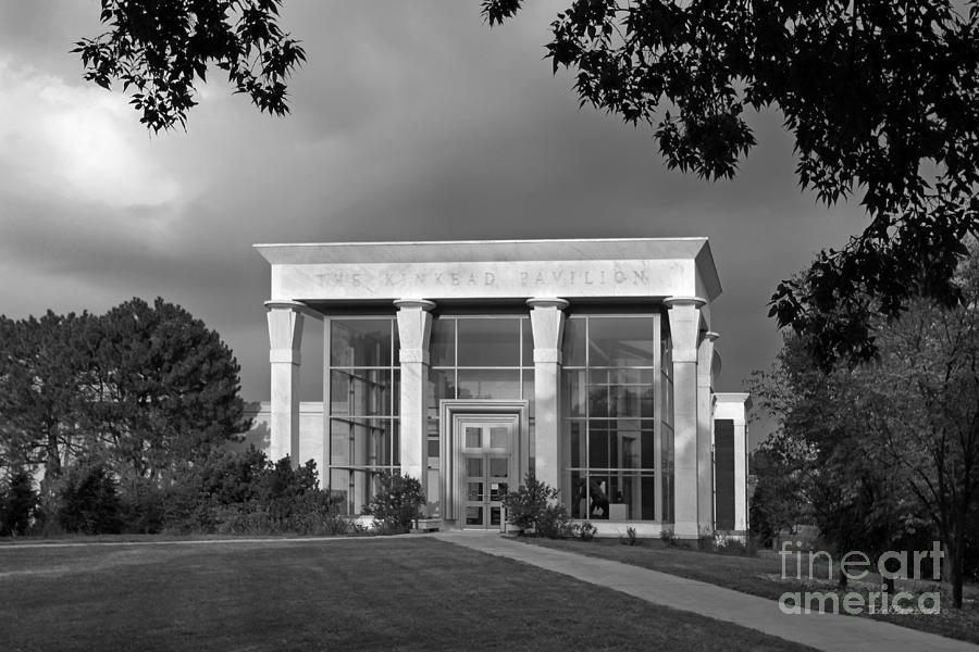 University Of Illinois Kinkead Pavilion Photograph  - University Of Illinois Kinkead Pavilion Fine Art Print