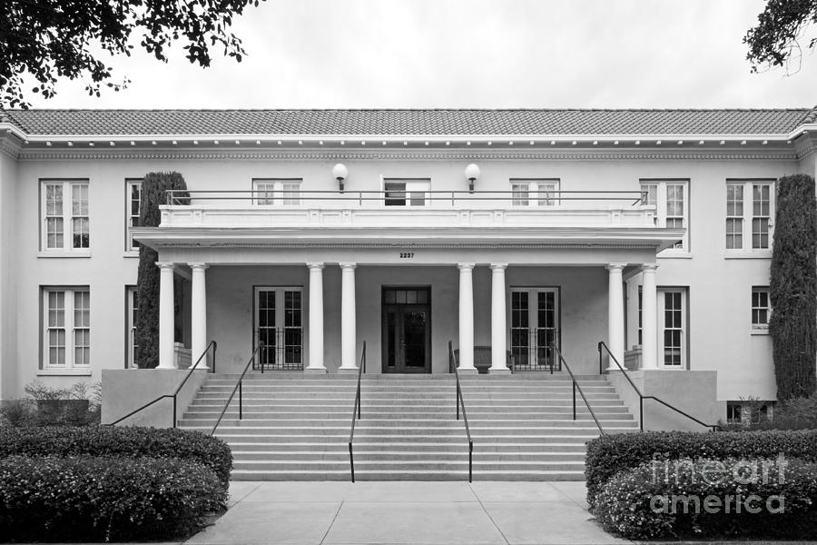 California Photograph - University Of La Verne Miller Hall by University Icons