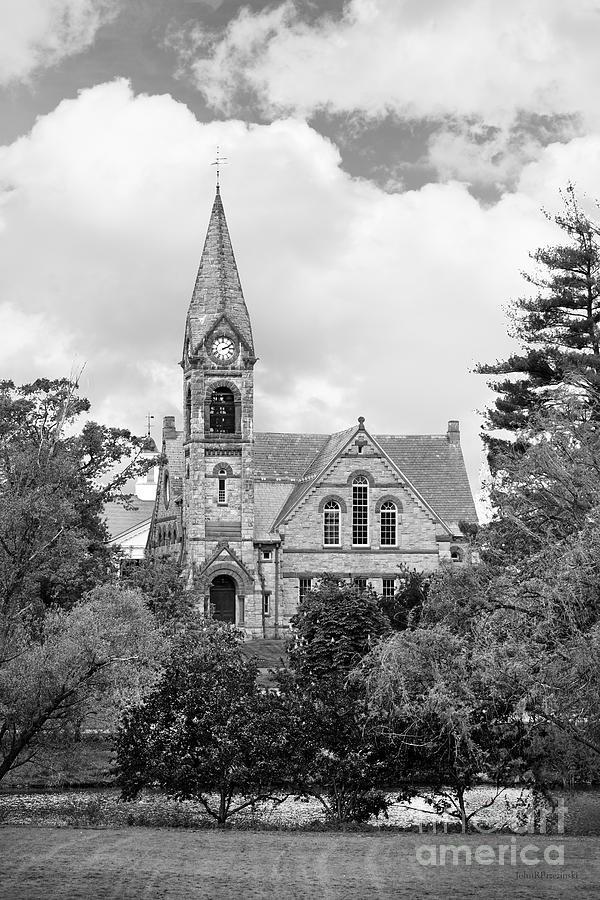 University Of Massachusetts Old Chapel Photograph