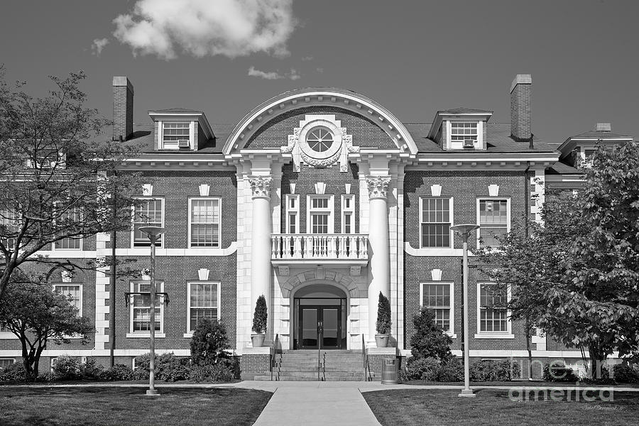 University Of New Haven Maxcy Hall Photograph