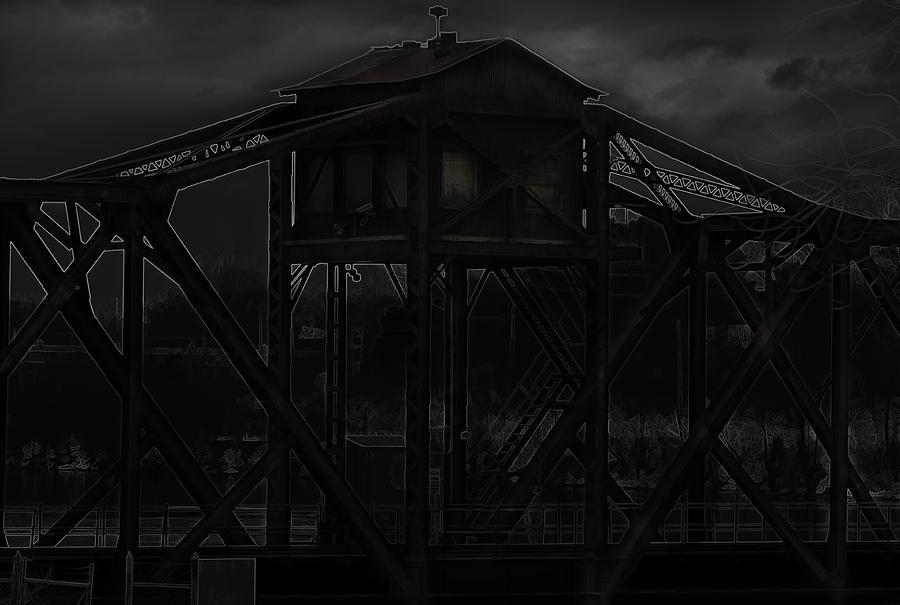Urban Metal Photograph