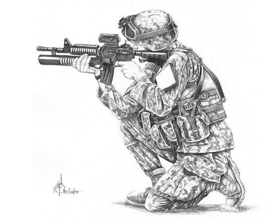 Marine Drawing Images amp Pictures Becuo