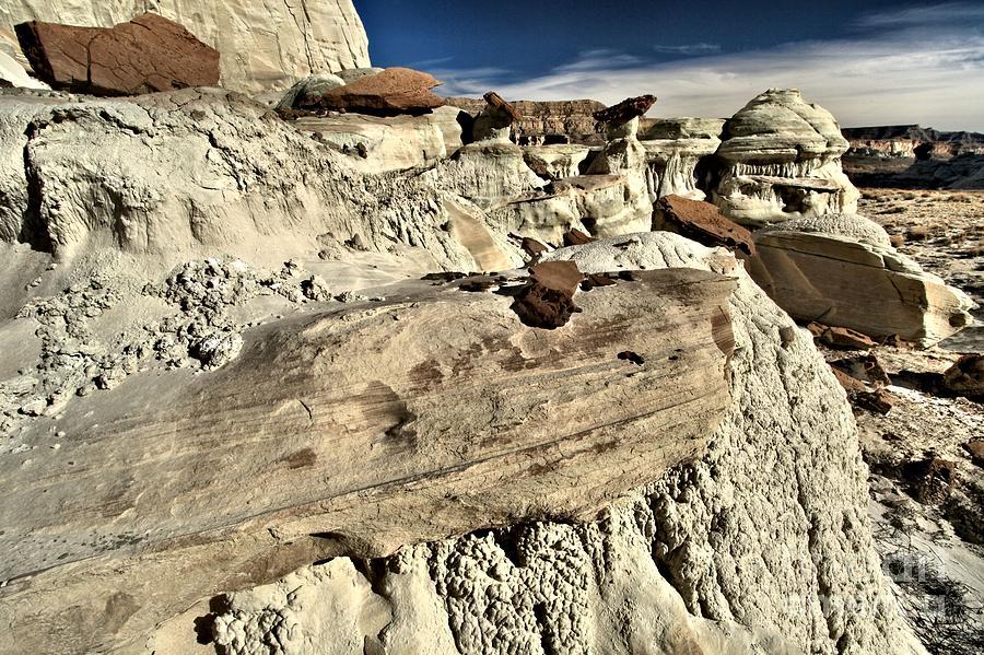 Wahweap Hoodoos Photograph - Utah Erosion by Adam Jewell