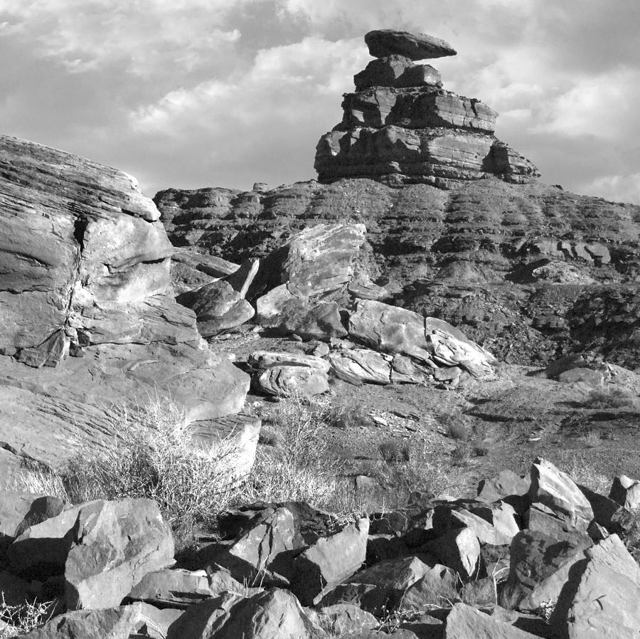 Landscape Photograph - Utah Outback 38 by Mike McGlothlen
