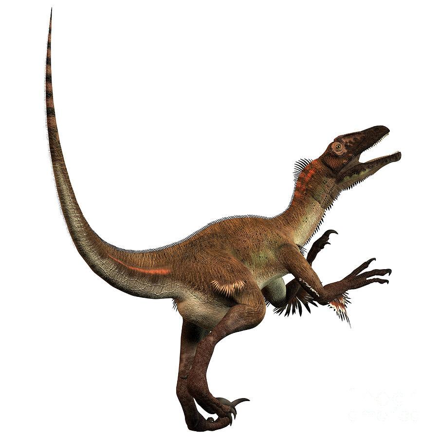 velociraptor painting related keywords - photo #30