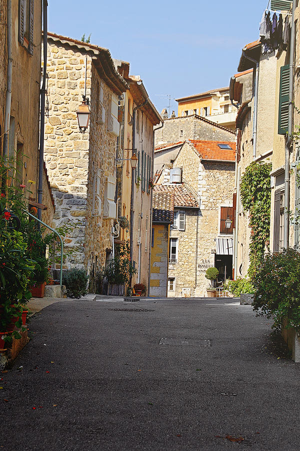 Valbonne - French Village Of Contradictions Photograph