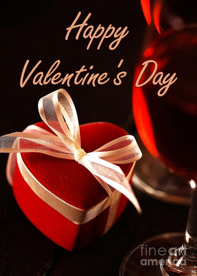 Jh Digital Art - Valentine Gift by JH Designs