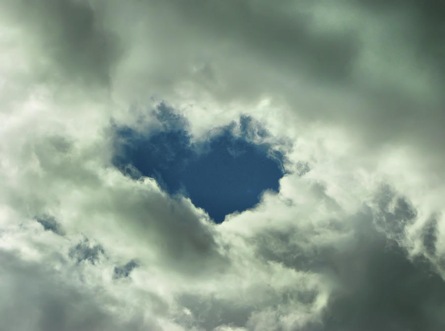 Valentines Day - Heart Shape Photograph