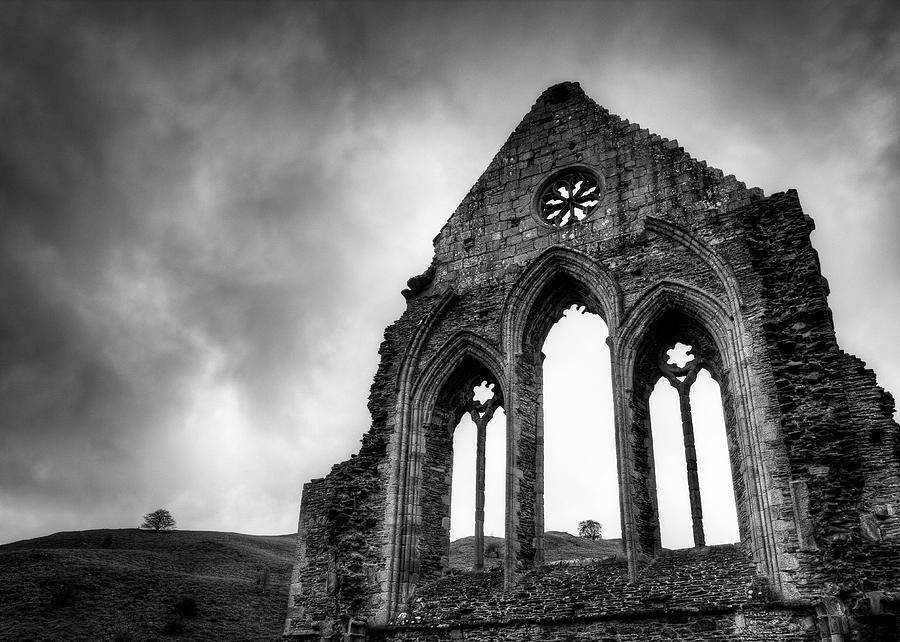 Valle Crucis Abbey Photograph  - Valle Crucis Abbey Fine Art Print