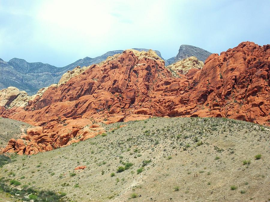 Valley Of Fire Photograph