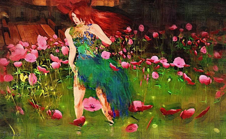 Van Gogh Style Art Print Painting
