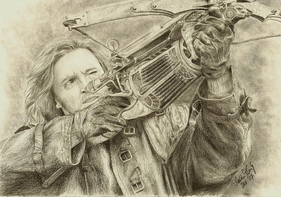 Van Helsing DrawingVan Helsing Drawing