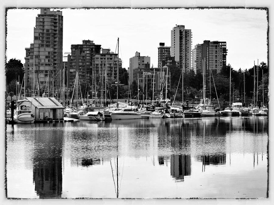 Vancouver Waterfront II Photograph