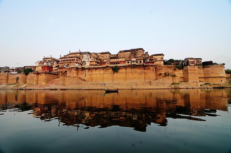 Varanasi Ramnagar Fort Photograph