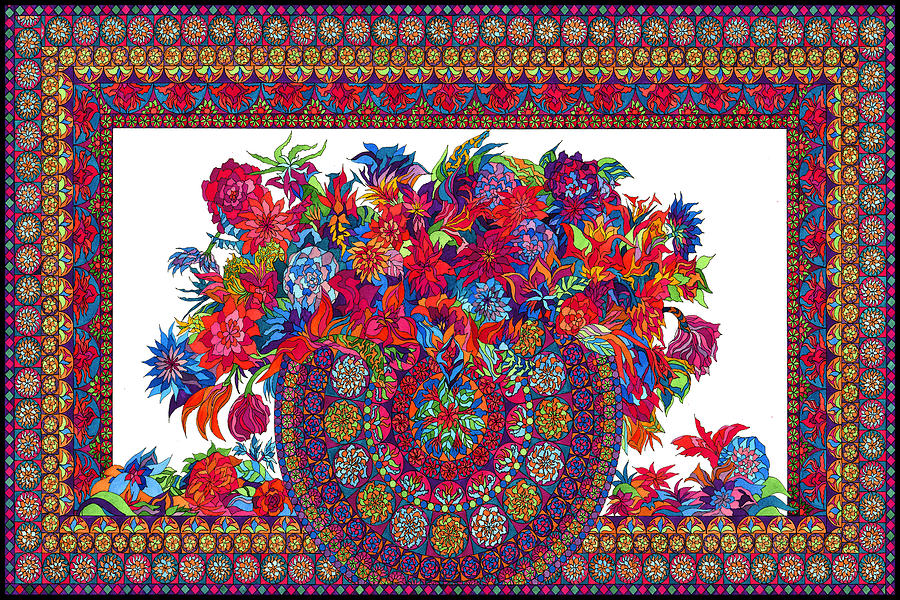 Vase Variation Painting