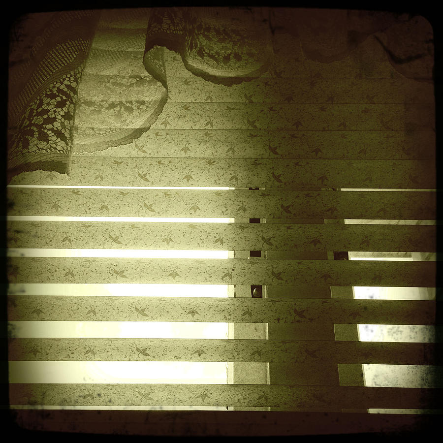 Venetian Blinds Photograph  - Venetian Blinds Fine Art Print