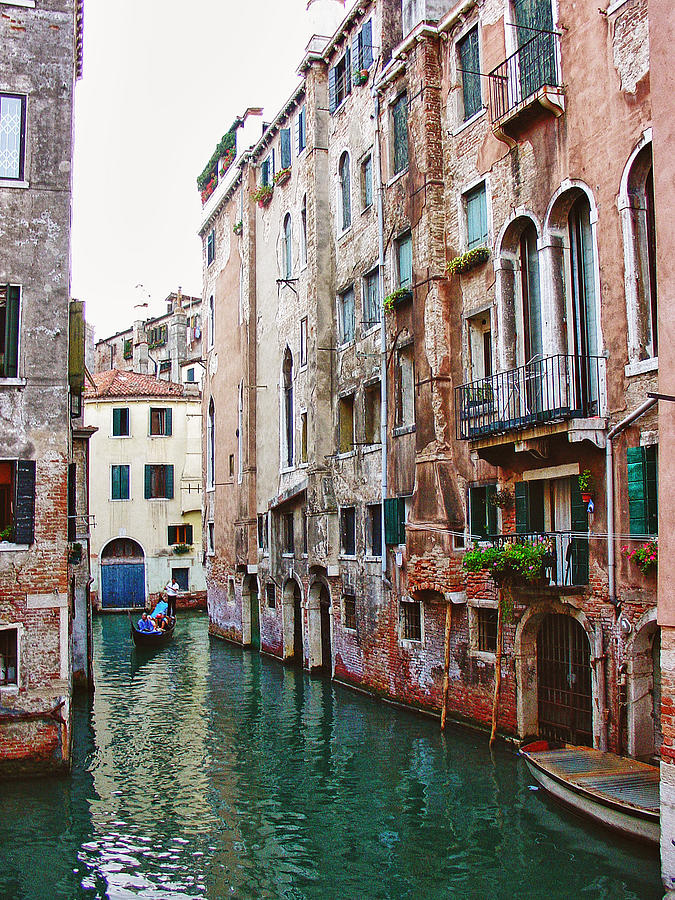 Venice City Of Water 2 Photograph