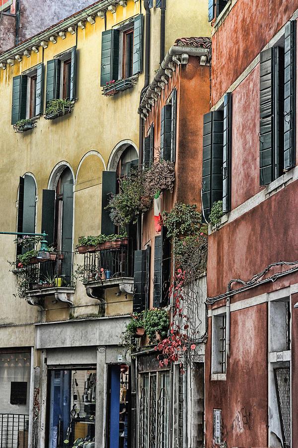 Venice V Photograph