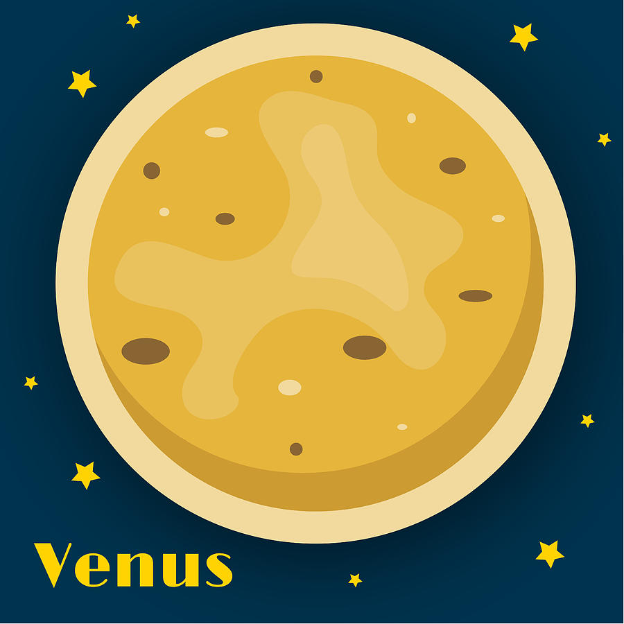 Venus Drawing