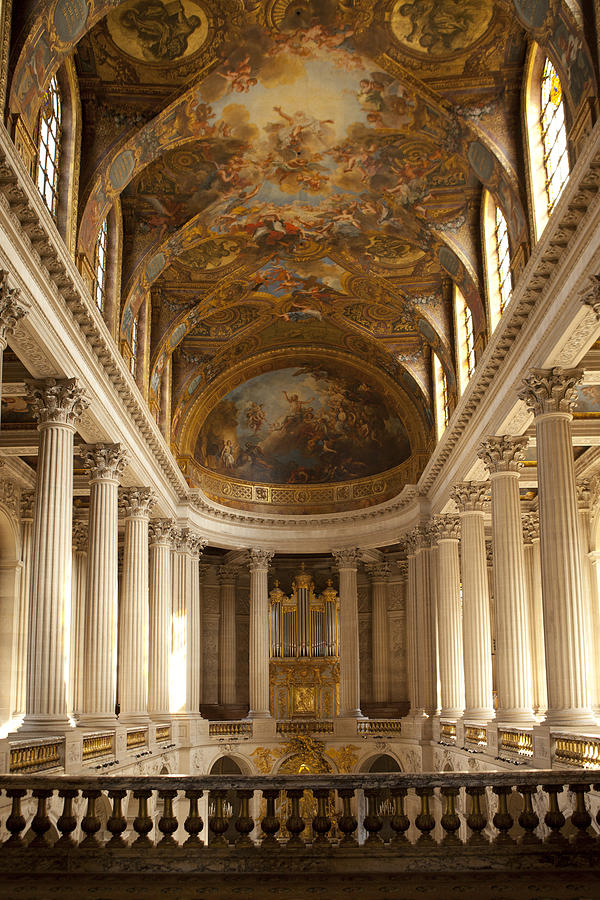 Versailles 1 Photograph