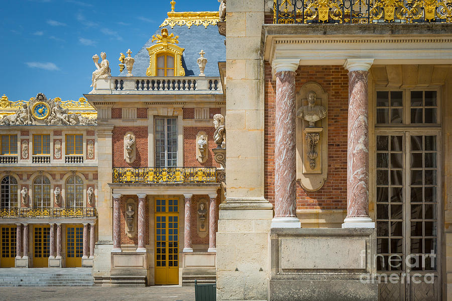 Versailles Splendor Photograph
