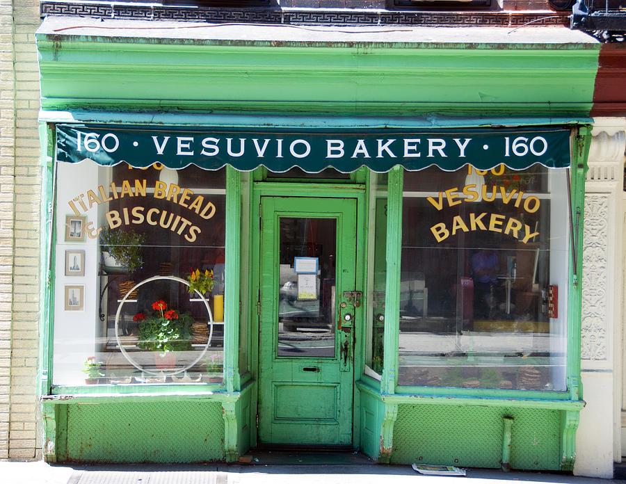 Vesuvio Bakery Soho Photograph