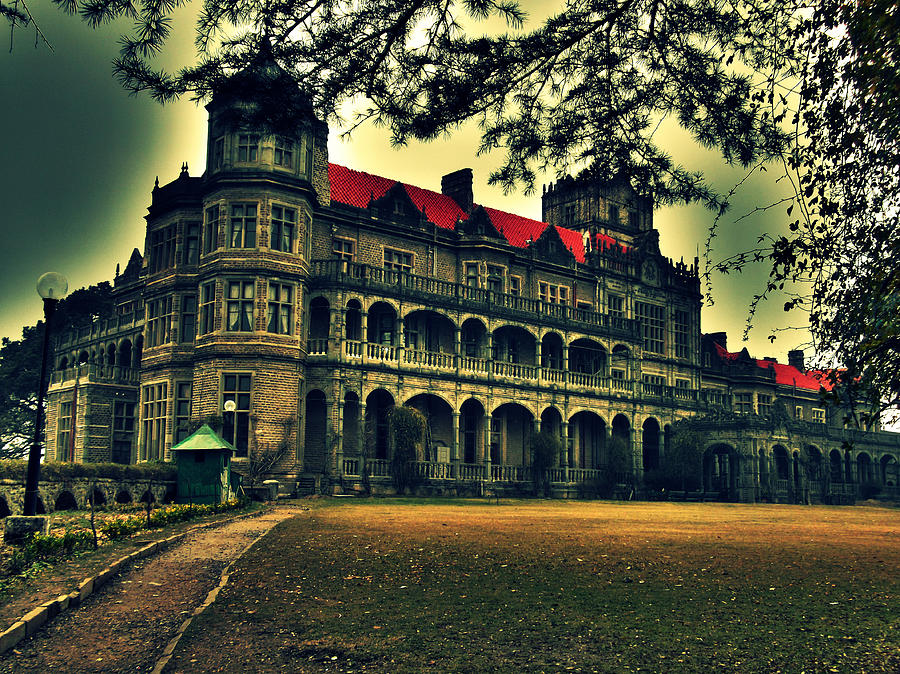 Viceregal Lodge Photograph  - Viceregal Lodge Fine Art Print