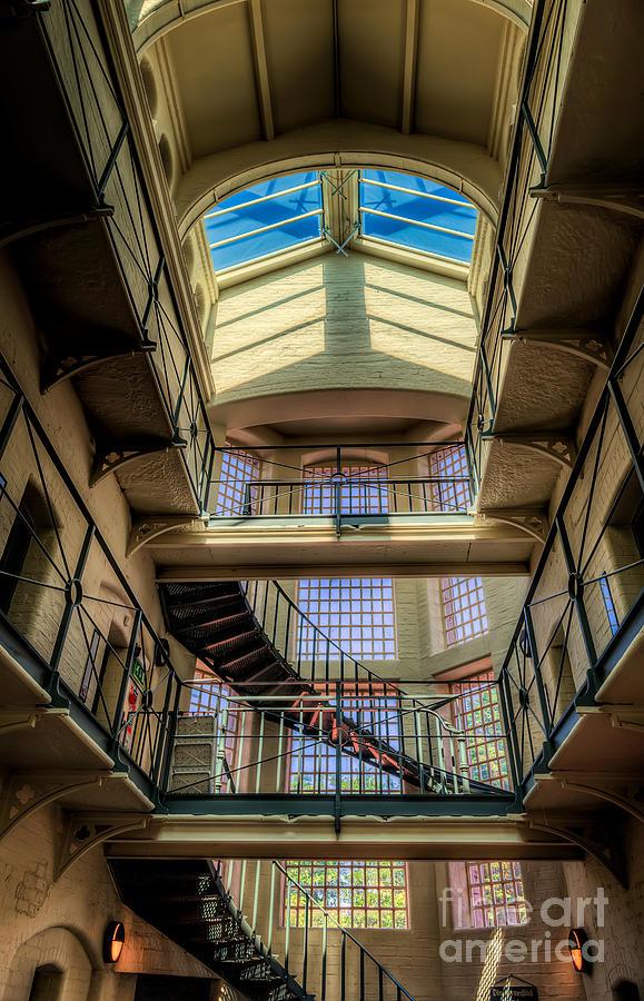 Victorian Jail Photograph