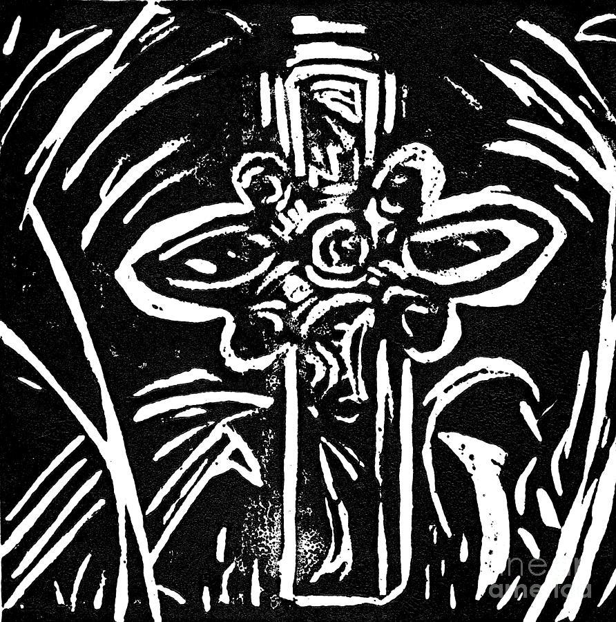 Easter Relief - Victory by Elizabeth Briggs