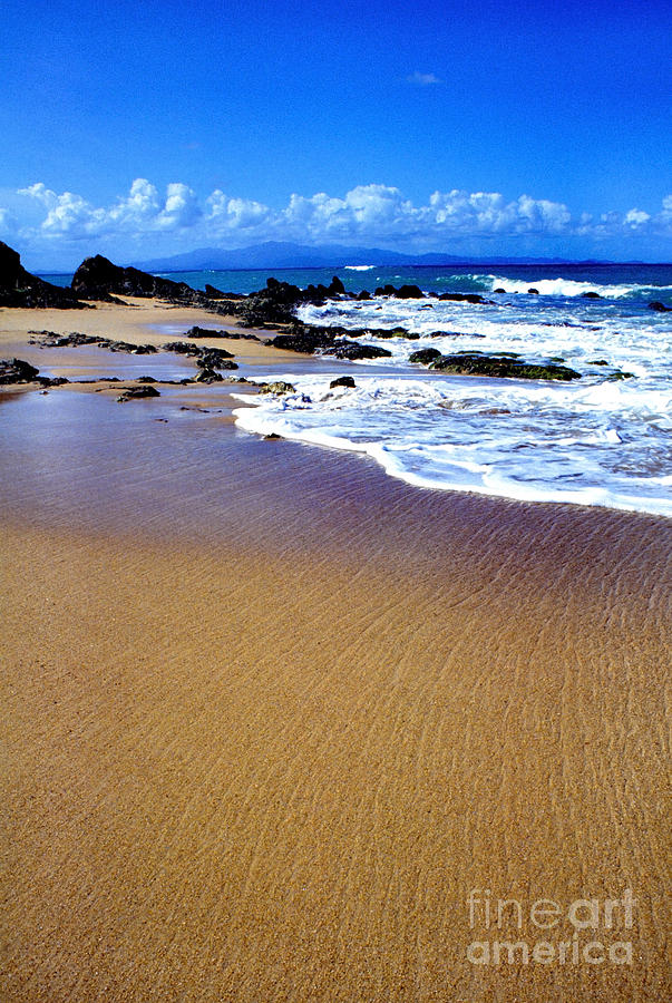 Vieques Beach Photograph