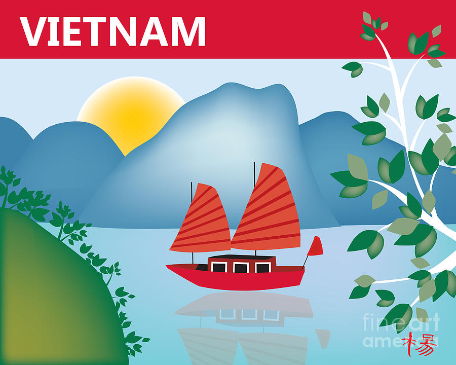 Vietnam Digital Art