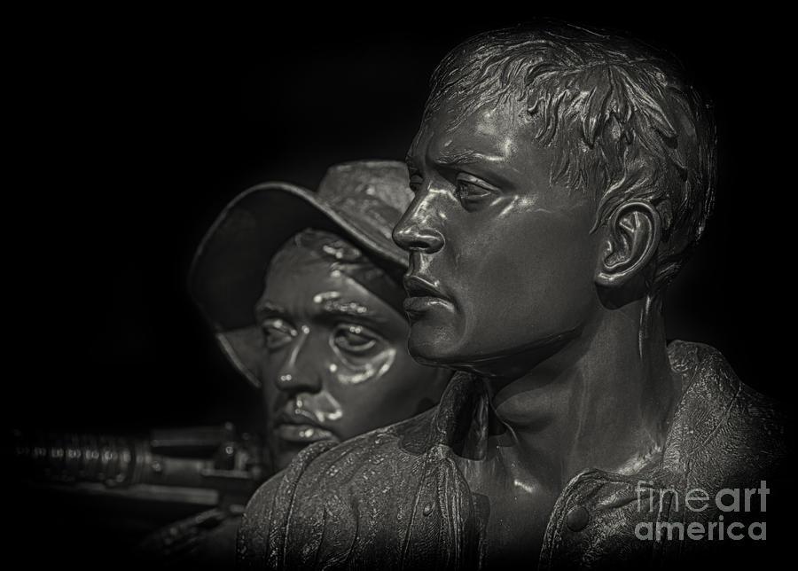 Vietnam Memorial No. 1 Photograph